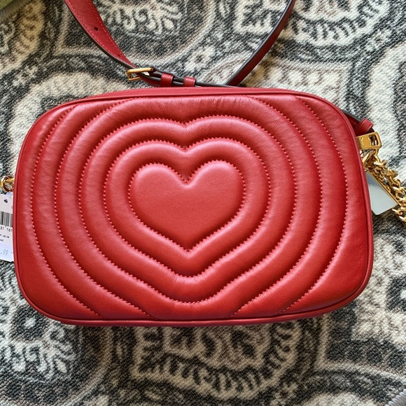 Coach C2812 Jes Crossbody With Quilting